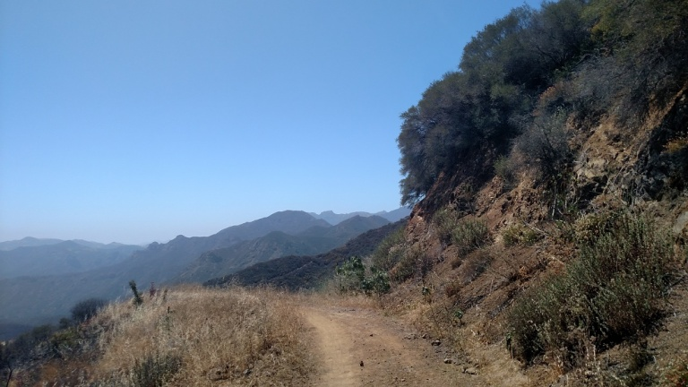 Etz Meloy Motorway, Backbone Trail, Malibu, CA