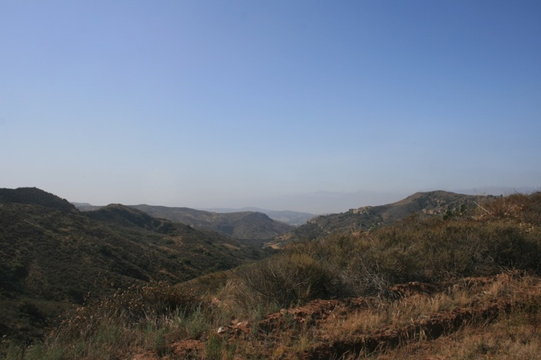 Blind Canyon Road, Orange County, CA