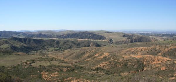 Fremont Canyon, Orange County, CA