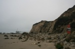 West end of Ricnon Beach, Carpinteria, CA