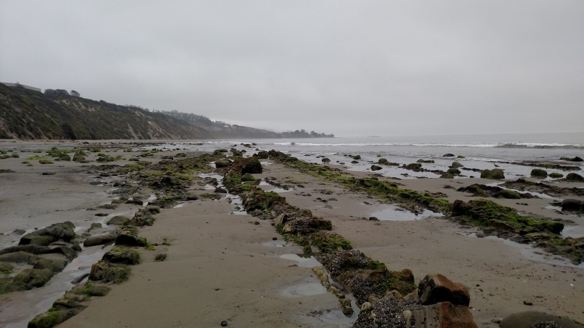 Rincon Beach, Santa Barbara, CA