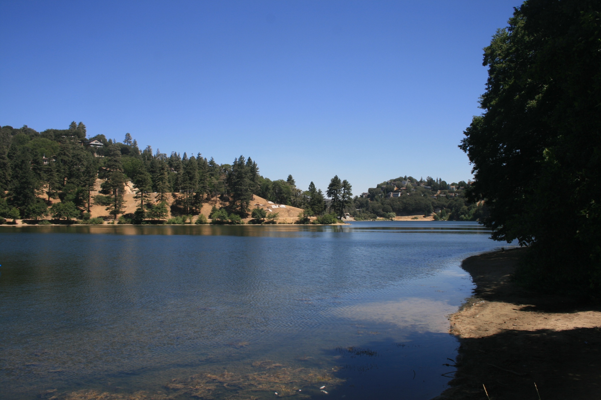 Lake Gregory, Crestline, CA
