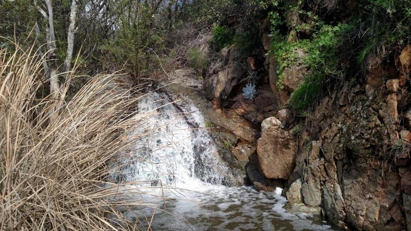 Copper Creek Falls, Rancho la Costa Preserve