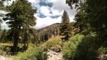 High Creek Trail Camp, San Gorgonio Mountain, CA