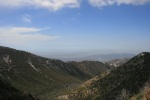 San Gabriel Peak Trail, Angeles National Forest, CA