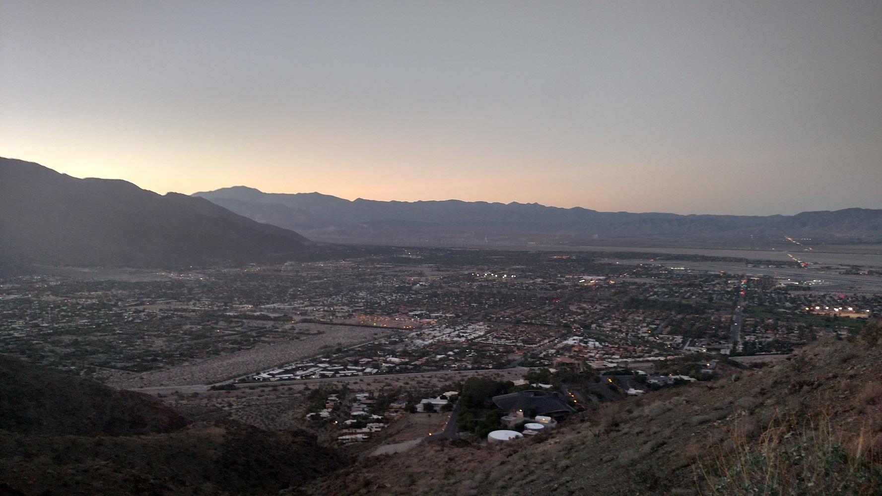 Araby Trail, Palm Springs, CA