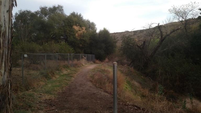 Tooth Rock Trailhead, Poway, CA