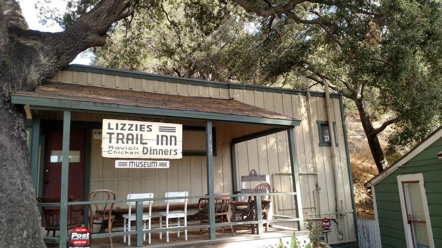 Lizzie's Trail Inn, Sierra Madre, CA