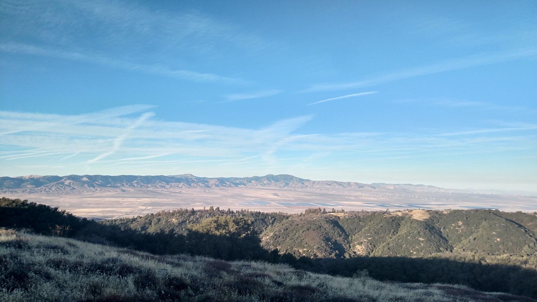Burnt Peak, Angeles National Forest