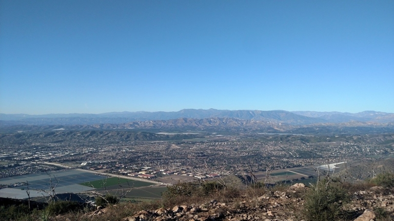 Conejo Mountain, Thousand Oaks, CA