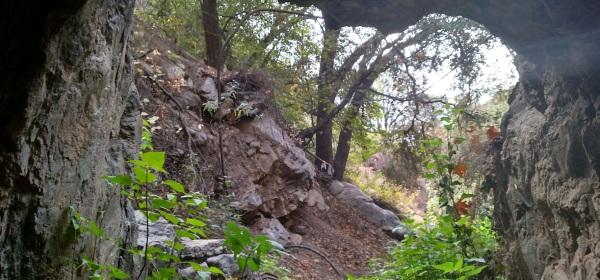 Las Flores Canyon, Altadena, CA
