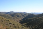 Pine Mountain Trail, San Diego County, CA