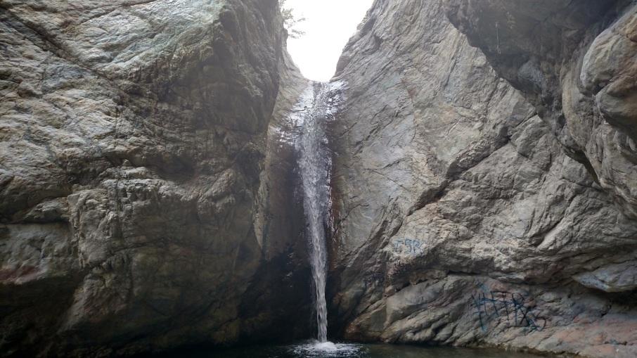 Stoddard Canyon Falls, Mt. Baldy, CA