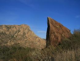 El Monte Park Trail, San Diego, CA