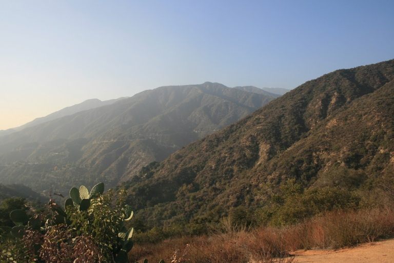Hillside Wilderness Preserve, Monrovia, CA