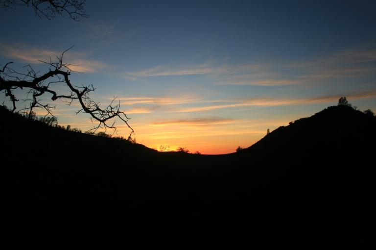 La Jolla Trail, Figueroa Mountains, Santa Barbara, CA