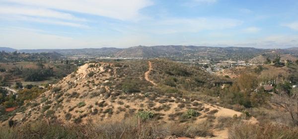 Lakeside Linkage Preserve, San Diego County, CA