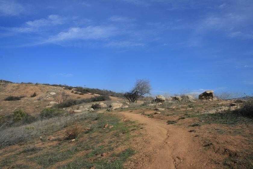 Lakeside Linkage Trail, Lakeside, CA