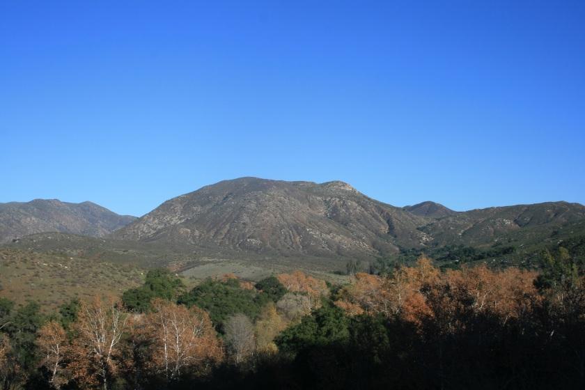 Santa Ysabel Creek, San Diego County, CA