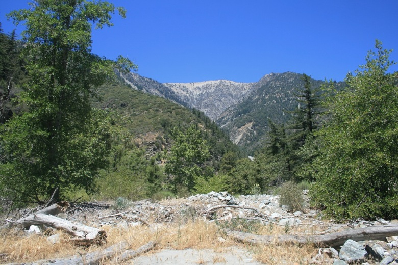 Mine Gulch, San Gabriel Mountains, CA