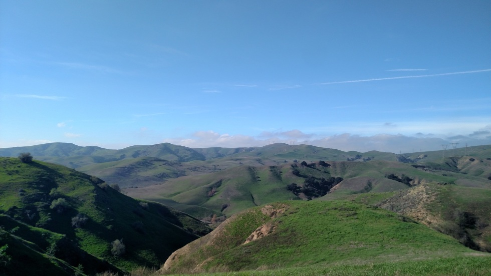 Bane Ridge Trail, Chino Hills, CA