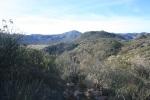 Trail to Kitchen Creek Falls, San Diego County, CA