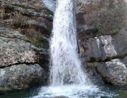 West Fork Lion Falls, Ojai, CA
