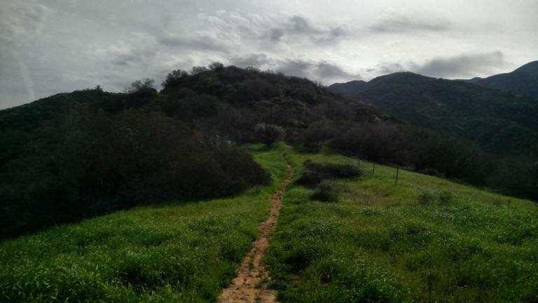 Fresno Canyon, Corona, CA