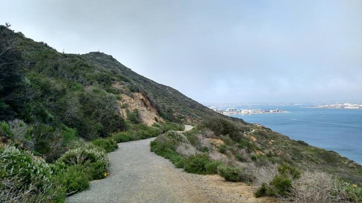 Bayside Trail, San Diego, CA