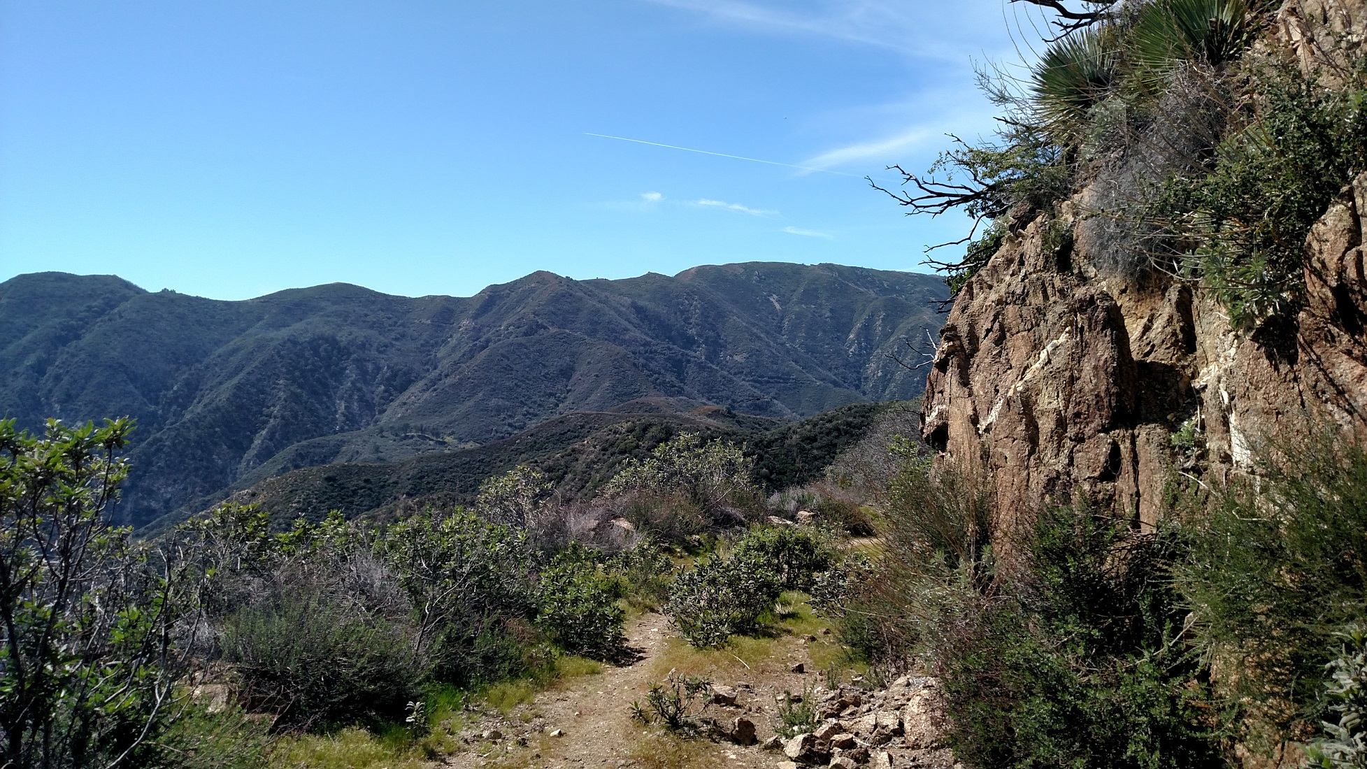 Hoyt Mountain Road, Angeles National Forest, CA