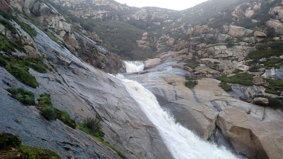 Three Sisters Falls