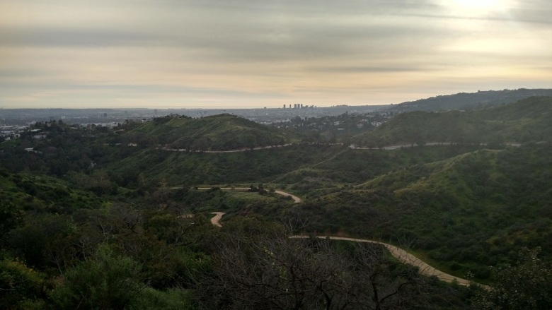 Western Canyon, Griffith Park, CA