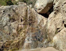 Waterfall, Massacre Canyon, San Jacinto, CA