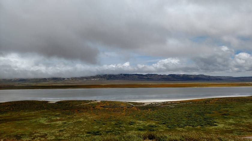 Soda Lake, Carrizo Plain, CA