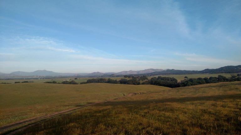 Ramona Grasslands Preserve, San Diego County, CA