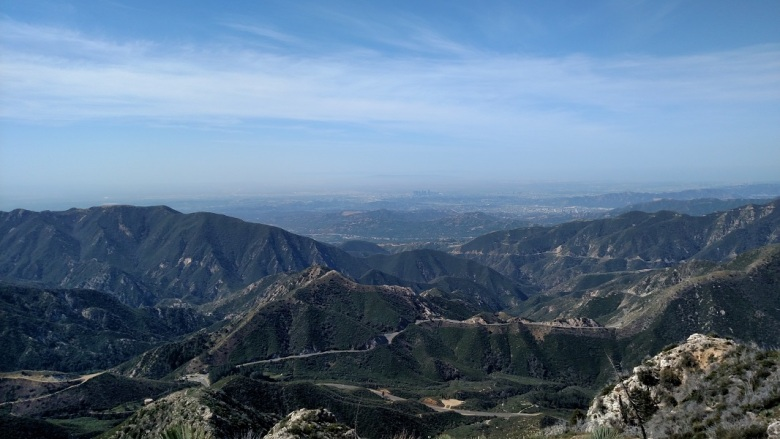Josephine Peak, Angeles National Forest, CA