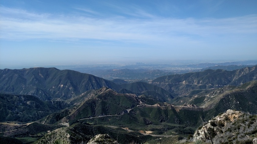 Josephine Peak, Angeles National Forest, CA
