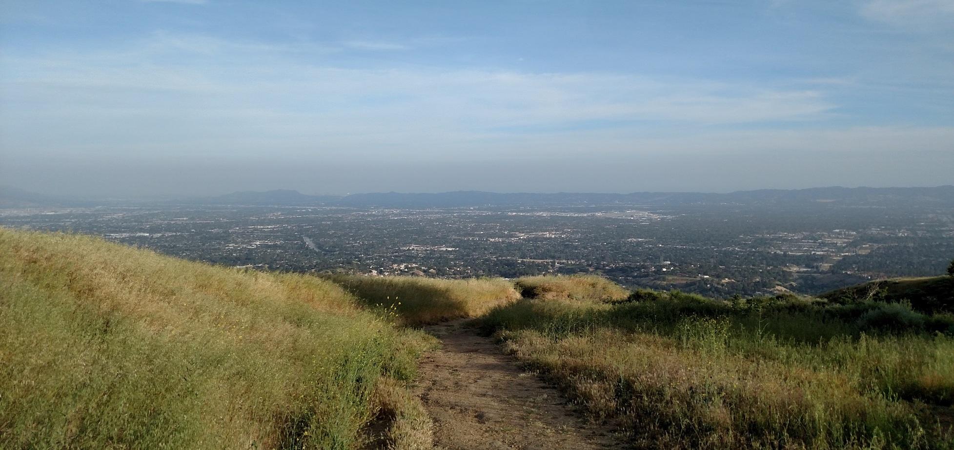 Mission Point via de Campos Trail