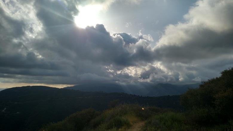 Punk Out Trail, Glendora, CA