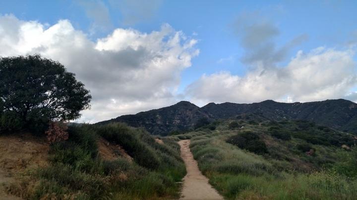 Monroe Truck Trail, Glendora, CA