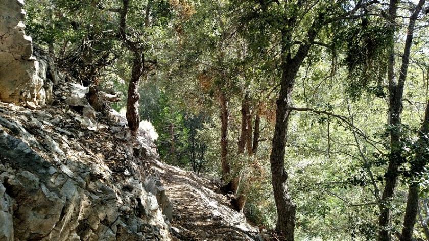 Burkhart Trail, Angeles National Forest, CA