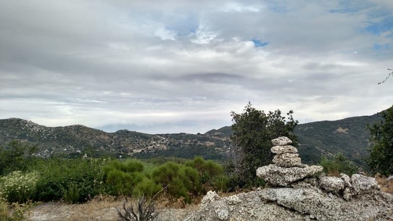 Hot Springs Mountain, Warner Springs, CA