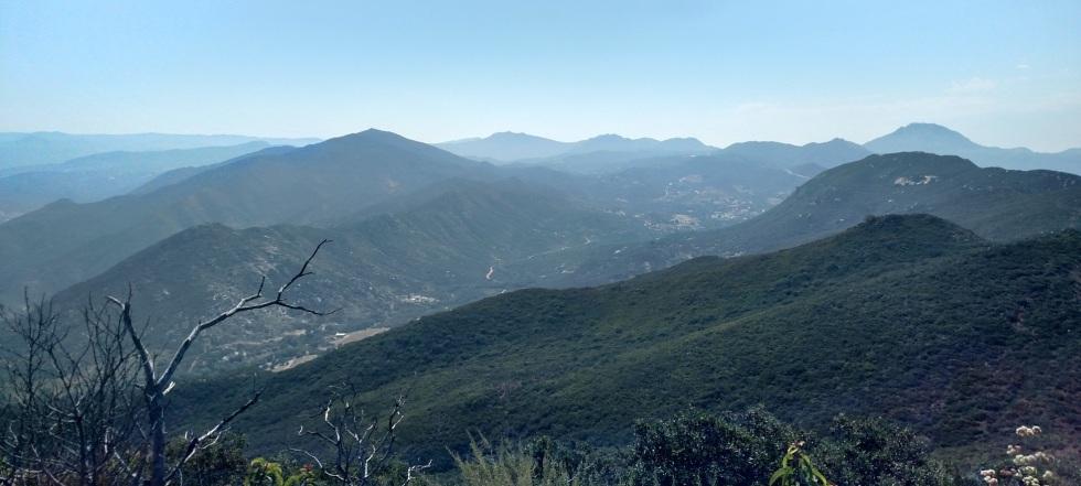 McGinty Mountain, San Diego County, CA