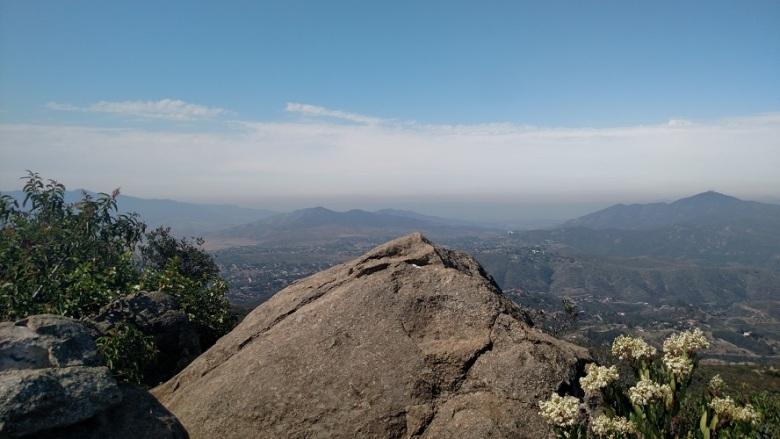 McGinty Mountain, Alpine, CA