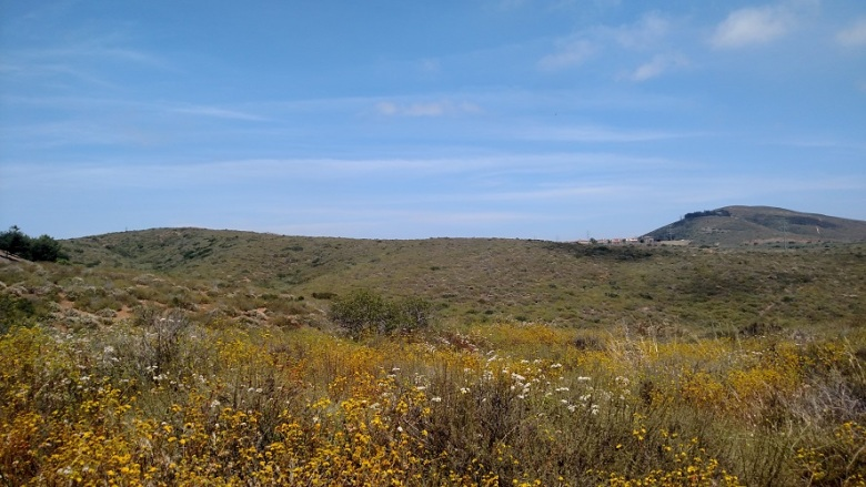 Ridgeline Trail, Rancho la Costa Preserve, Carlsbad, CA