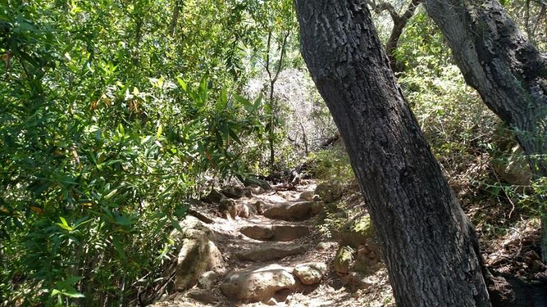 Stunt High Trail, Malibu, CA