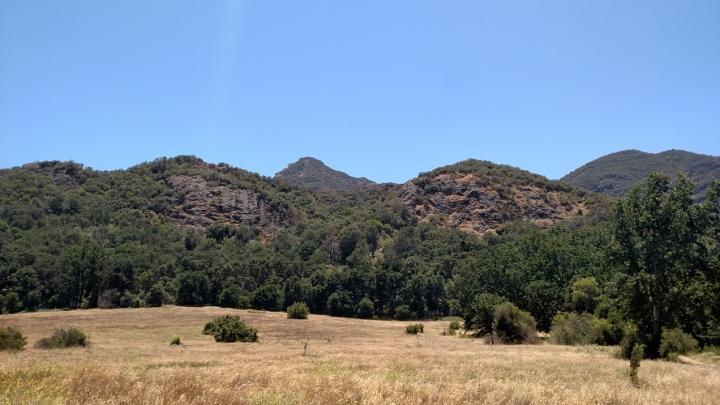 ADA Nature Trail, Malibu Creek State Park