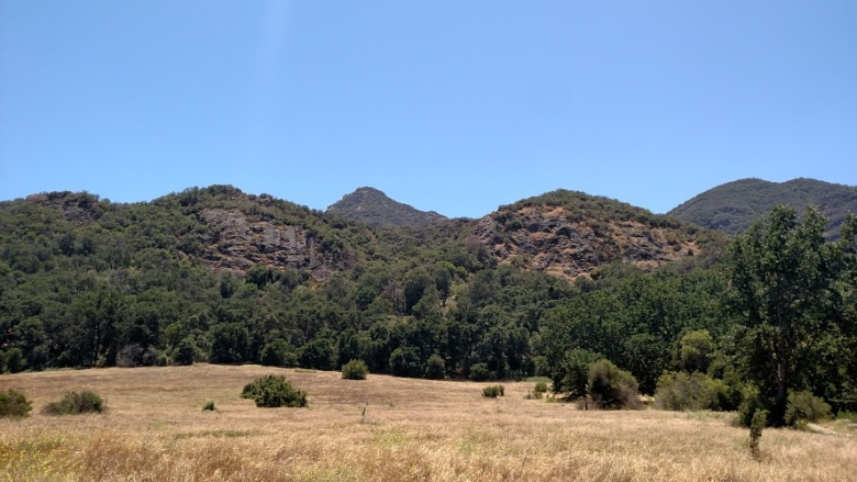 ADA Nature Trail, Malibu Creek State Park