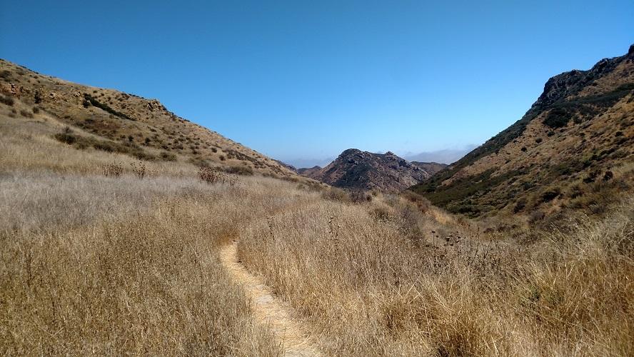 Trespass Trail, Gaviota State Park, Santa Barbara, CA