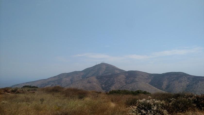 Mother Miguel Mountain, Chula Vista, CA